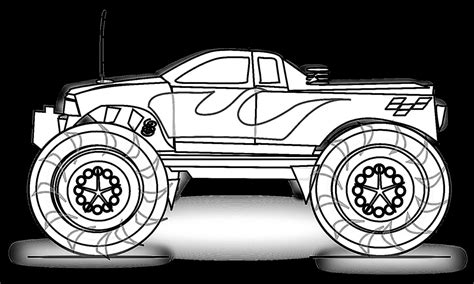 free monster truck videos monster truck coloring pages to print monster best free