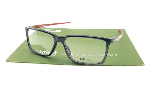 Frame Kacamata Oakley Pitchman oakley pitchman carbon polished black