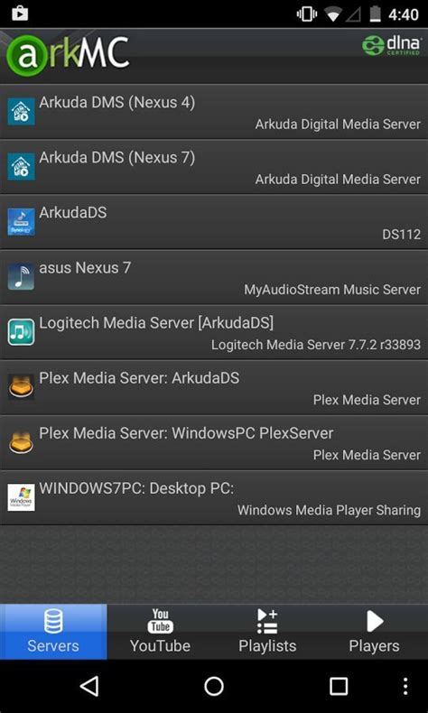 dlna android top 5 best dlna apps for android
