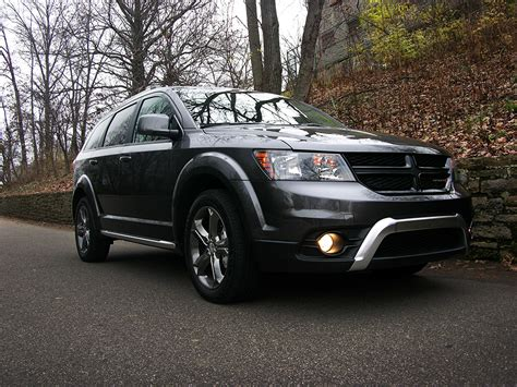 dodge journey 2016 2016 dodge journey review finding the nexus of suv and