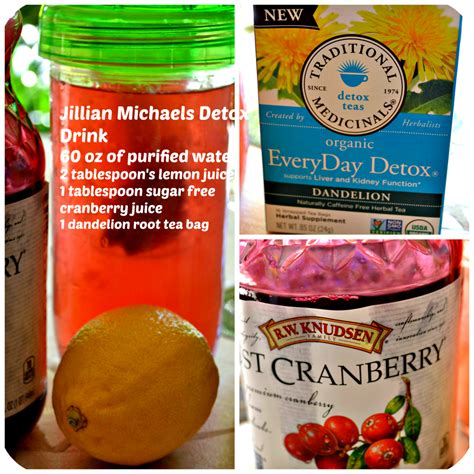 Jillian Detox by Jillian Detox Drink
