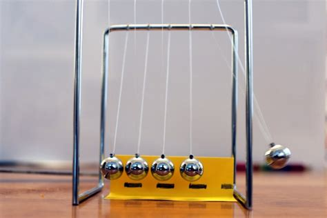 newtons swing 050 366 physics toy uncertain principles science and