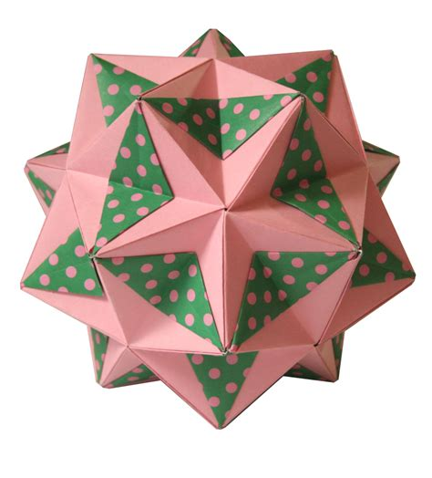 Origami Constructions - origami constructions heptagonal origami box folding
