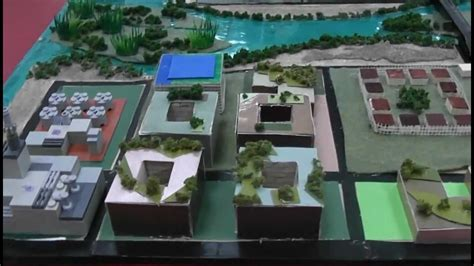 how to make solar city the city of the future in model form
