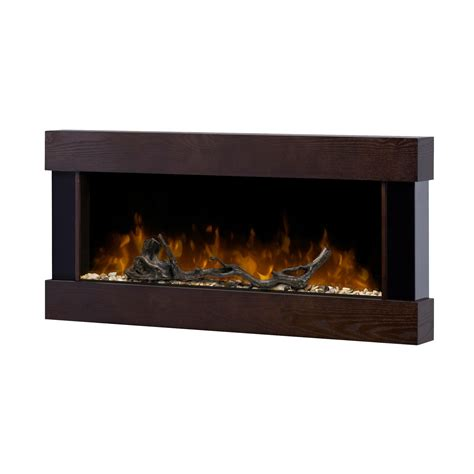 dimplex chalet wall mount electric fireplace fireplaces