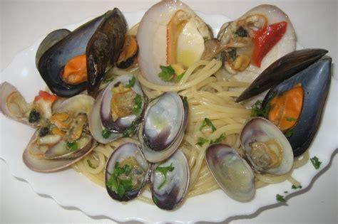 cucinare frutti di mare cucina ciociara spaghetti ai frutti di mare
