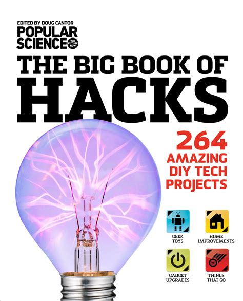 The Book Of Hacks the big book of hacks book by doug cantor official