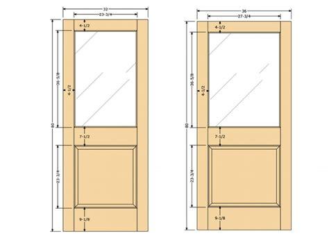 Half Lite Door by Door Style Half Lite 1 Panel 182 Sans Soucie Glass