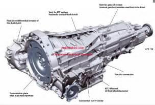 Audi 7 Speed Dsg Problems Audi S4 S5 S6 S7 S Tronic Dsg Transmission Fluid Change