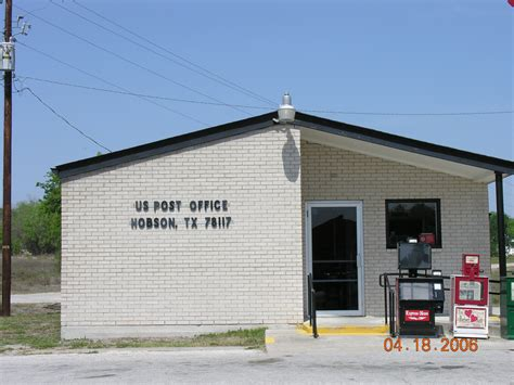 Dewey Post Office by Small Town Research Project