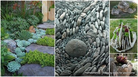 garden idea rock garden ideas to implement in your backyard