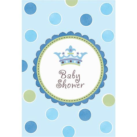 A New Prince Baby Shower by Prince Baby Shower Invitations From All You Need
