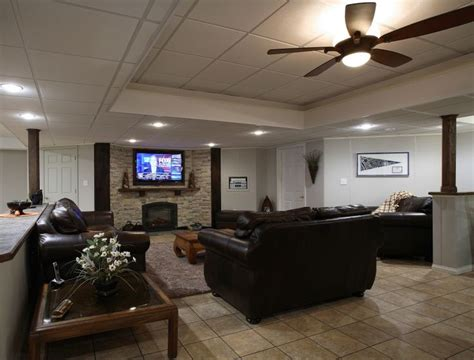 basement owens corning finished basement by owens corning basement finishing system http www 1 800 usa home