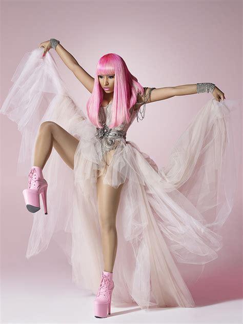 Nicki Minaj Pink Nicki Minaj S Pink Friday Album In Stores Now X Promo