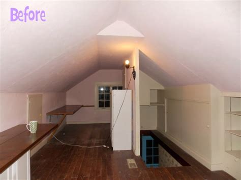 before after serene attic bedroom makeover idea decorating envy entrancing 40 attic makeovers design decoration of attic