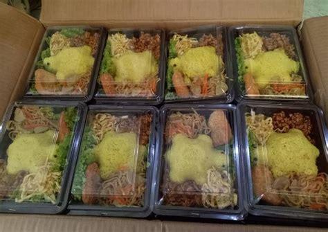 resep nasi kuning box  anak tk oleh fira firdiana