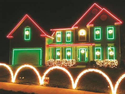 light show to lights show supports cancer research