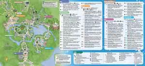 Printable Disney World Maps by January 2016 Walt Disney World Park Maps Photo 2 Of 12