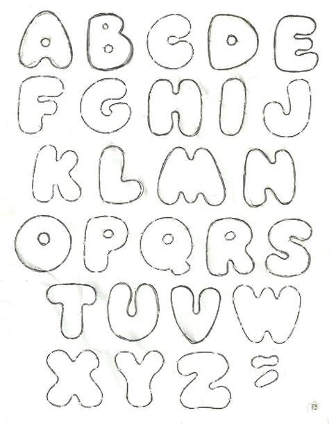 moldes de letras del abecedario para carteleras moldes de abecedario completo imagui letras