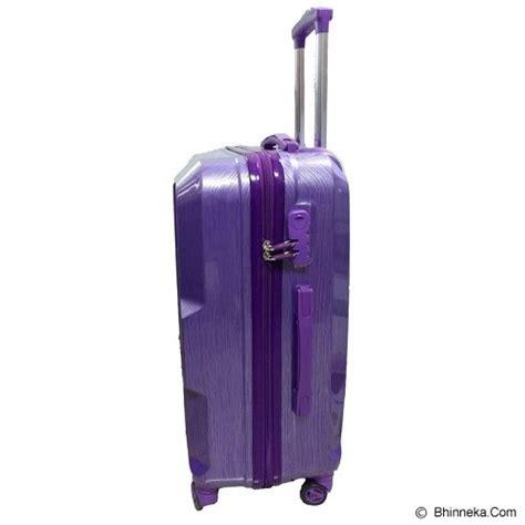 jual kenza koper 20 quot kz8008 purple murah bhinneka