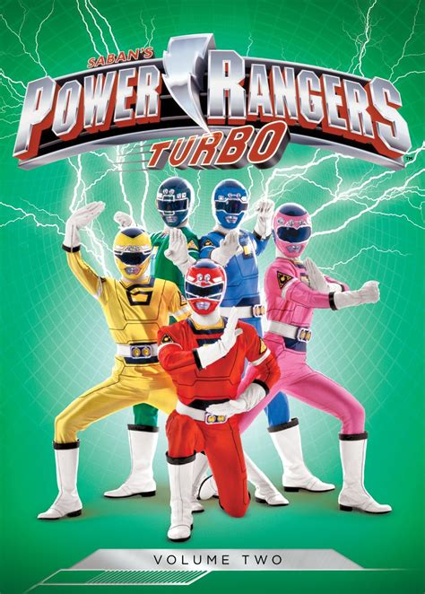 out of space and time volume 1 series 1 featured power rangers turbo voulme 2