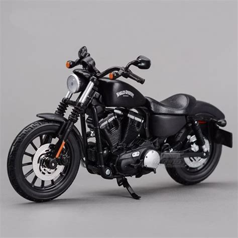 Harley Davidson Diecast by Maisto Harley Davidson Sportster Iron 883 1 12 Motorcycles