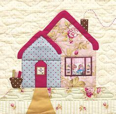 Bee Creek Quilting Company by Block Of The Month Gingerbread Houses And Patterns On