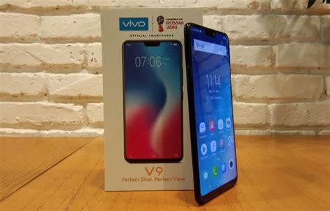 Vivo V7 Plus New Resmi vivo v9 segera hadir resmi di indonesia gadgetren