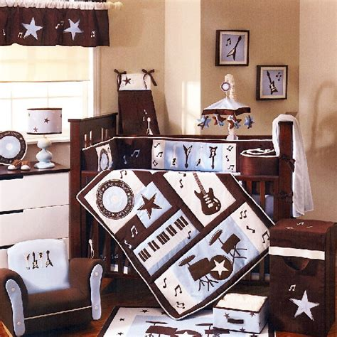 rock and roll bedroom 30 colorful and contemporary baby bedding ideas for boys
