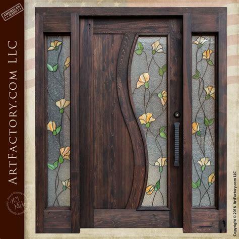 Custom Door Glass Best 25 Glass Entry Doors Ideas On Doors With Glass Front Door Entry And