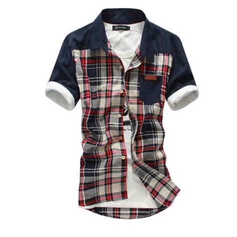Kaos Pria Import Lengan Pendek kemeja pria lengan pendek import