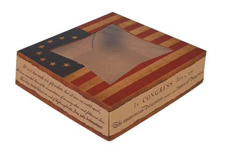 pie boxes with windows kraft window bakery boxes 24013k southern chion tray