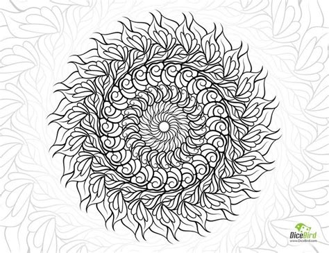 mandala coloring book for stress relief 17 best images about free coloring pages to print