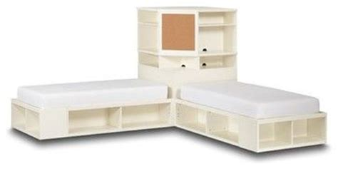 l shaped beds with corner table l shaped corner beds with table store it bed