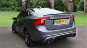 Volvo S60r Engine For Sale Used 2016 Volvo S60 R Design For Sale In Cheshire