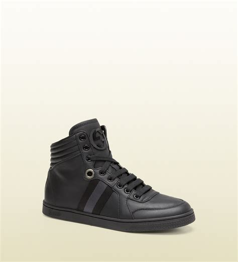 The Livingroom Glasgow High Top Black Sneakers Womens 28 Images Womens Black