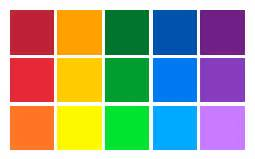 basic color schemes color combinations color palettes