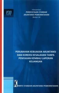 Akuntansi Biaya Dasar Dan Perkembangan 2 E7 koreksi kesalahan perubahan kebijakan akuntansi dan