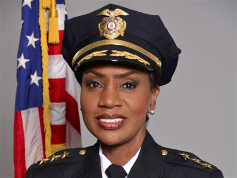 first female police officer durham s first black female police chief to speak with