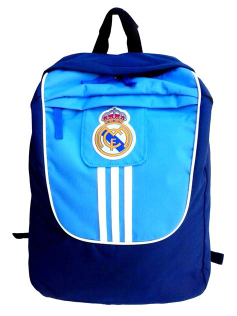 Tas Ransel Club Bola Real Madrid ransel laptop bola real madrid kode produk backmadrid15 king of bags rajanya tas