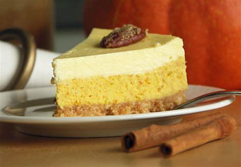kuchen innen flüssig pumpkin pie cheesecake k 195 188 rbis k 195 164 sekuchen usa kulinarisch