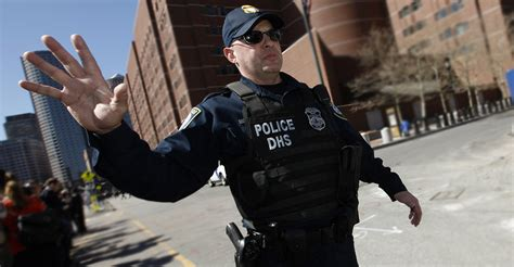 Home Land Security by Homeland Security Reaches Settlement After Raid On Reporter