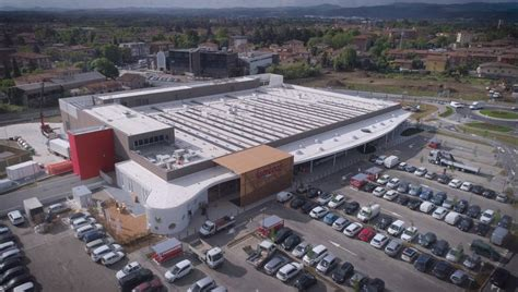 coop estense sede lamellare e massiccio sistem costruzioni