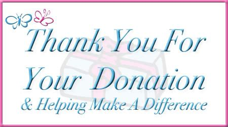 thank you for donation card template dear friends we need your continuing support to keep fr