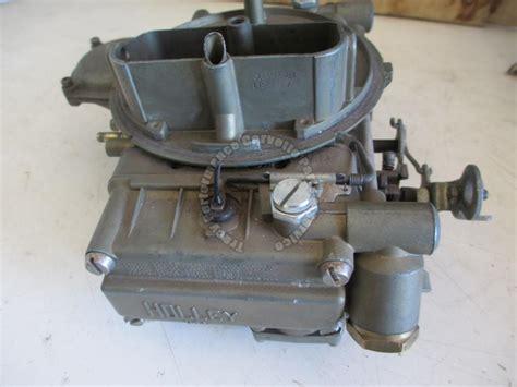 corvette carburetor 1966 chevy corvette used 3884505 da 3367 holley carburetor