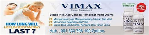 vimax obat pembesar alat vital pria aman alami