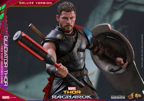 film gladiator version francaise gladiator thor deluxe version sixth scale figure by hot