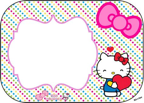 imagenes de cumpleaños hello kitty imprimibles hello kitty cumplea 241 os todo hello kitty