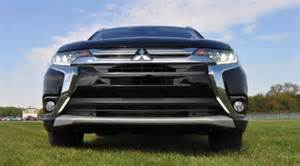 Mitsubishi Outlander 0 60 2016 Mitsubishi Outlander 3 0 Gt S Awc Review 60