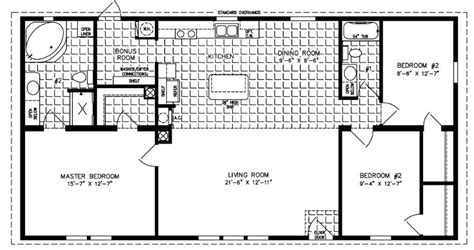 sq mobile 1200 to 1399 sq ft manufactured home floor plans